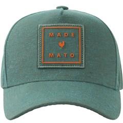 Boné Made In Mato Verde Mescla B1430