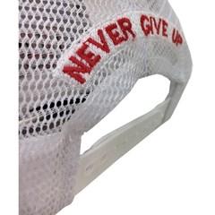 Boné Never Give Up - Guilherme Marchi