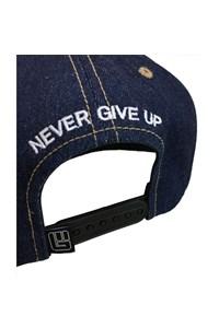 Boné Never Give Up - Guilherme Marchi Jeans Importado