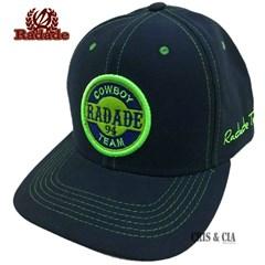 Boné Radade Azul Marinho/Verde Lima 00814