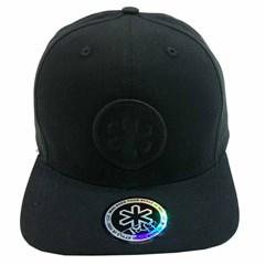 Boné Tuff All Black CAP-0299-SNAP