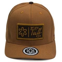 Boné Tuff All Brown Marrom CAP-0487-SNAP