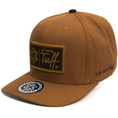 Boné Tuff All Brown Marrom CAP-0487-SNAP