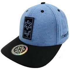 Boné Tuff Azul Mescla  Preto CAP-0744-SNAP ... 22922f76e71