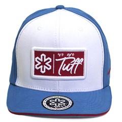 Boné Tuff Dutch Branco/ Azul CAP-0494-SNAP