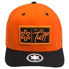 Boné Tuff Hooters Laranja/ Preto CAP-0488-SNAP
