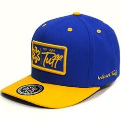 Boné Tuff Pittsburg Azul/Amarelo CAP-0490-SNAP