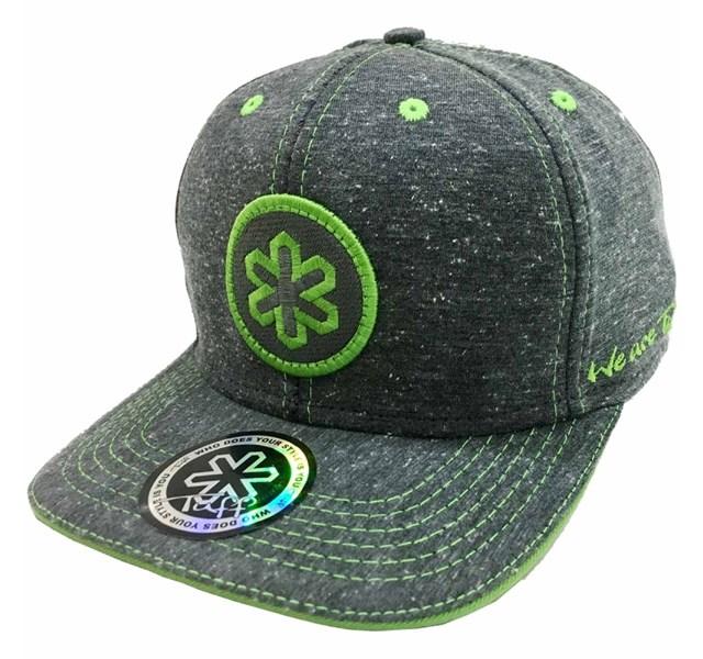 Boné Tuff Stone Green CAP-0204-SNAP - Crisecia cfb56aae894