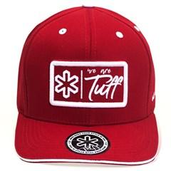 Boné Tuff Swiss Vermelho CAP-0492-SNAP
