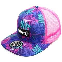 Boné Tuff Tampa Bay Estampa Tela Pink CAP-0212-SNAP ... aa8584b61ca
