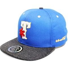 Boné Tuff Texas Sky Azul Royal/Chumbo CAP-0215-SNAP