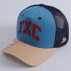 Boné TXC Azul/ Azul Marinho/ Bege 371C
