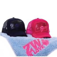 Bonés + Bolsa Zenz Western Kit In Love ZW0220040
