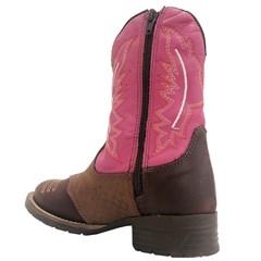 Bota Bull Leather Rubi/ Pink 320