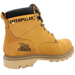 Bota Caterpillar Amarelo 00915