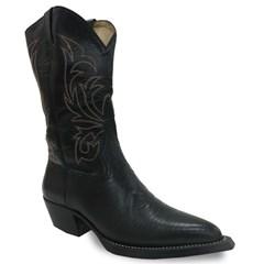 Bota Galope Boots Lezar Preta