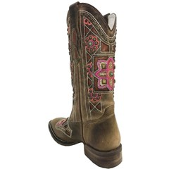 Bota Goyazes Feminina Dallas Furta Cor/Dallas Furta Cor 173203A-CF
