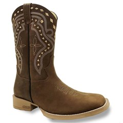 Bota Jacomo Crazy Amendoa/Crazy Amendoa 2241/UMA