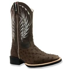 Bota Mexican Boots Avestruz Tab/ Mad Dog Café 82001