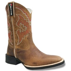 Bota Mexican Boots Fossil Mostarda/Fossil Mostarda