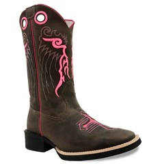 Bota Mexican Boots Mad Dog Café/ Cruz 82039