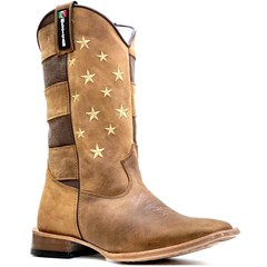 Bota Mexican Boots Med Dog Tab 91610