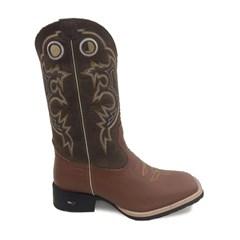 Bota Mr. West Boots Cabeça Tostada/ Fossil Tabaco B-58