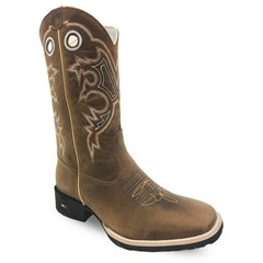 Bota Mr. West Boots Crazy Horse Tabaco 69359 B-46