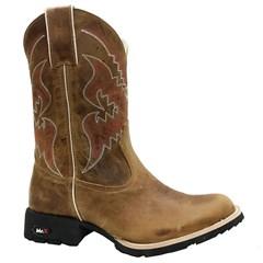 Bota Mr. West Boots Fossil Mostarda/ Fossil Mostarda 84571