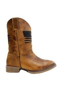 Bota Mr. West Boots Fossil Mostarda/Fossil Mostarda 89320