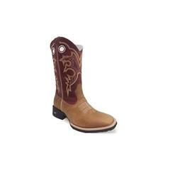 Bota Mr. West Boots Fossil Mostarda/Fossil Vermelho 69185 B-75