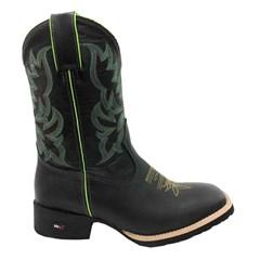 Bota Mr. West Boots Fossil Preto 81405