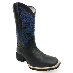Bota Mr. West Boots Fossil Preto 81556