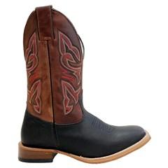 Bota Mr. West Boots Fossil Preto/Fossil Sella 89321