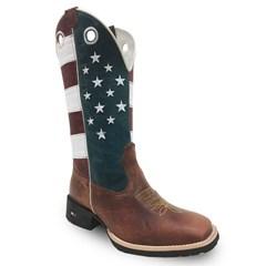 Bota Mr. West Boots Fossil Sella/ U.S.A. 69294 B-72
