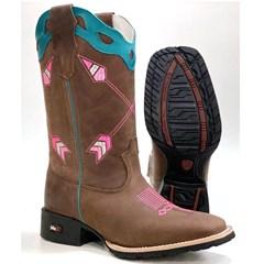 Bota MR West Boots Fossil/Tab 91164