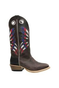Bota Mr. West Boots Fossil Tab/Inervo Preto Carrapeta 84514