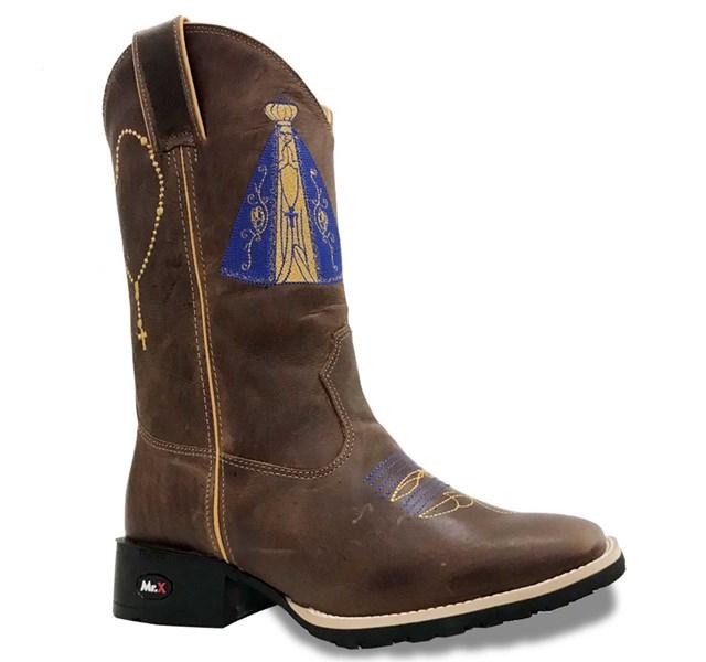 Bota Mr. West Boots Fossil Tab Nossa Senhora 69180