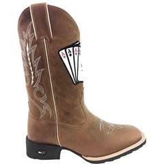 Bota Mr. West Boots Fossil TAB/Poker 81254