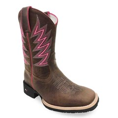 Bota Mr. West Boots Fossil Tabaco 81404-2305 Pink