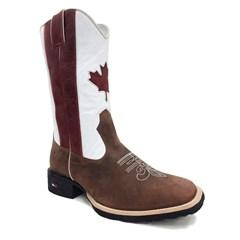 Bota Mr. West Boots Mad Dog Café 68606 B-46 Canadá