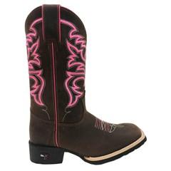 Bota Mr. West Boots Mad Dog Café/Pink Neon 69182