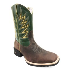 Bota Mr. West Boots Mad Dog Café/Verde Bandeira 81408
