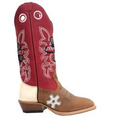Bota Mr. West Boots Mad Dog Tab/Fossil Vermelho Carrapeta 85976