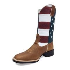Bota Mr. West Boots Pull Up Amendoa 68607 B-02 USA