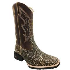 Bota Mr. West Boots Sahara Mostarda/Fossil Tab 70596 B-100
