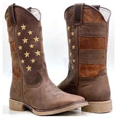 Bota Mr. West Boots Tab/Mostarda 91200