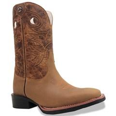 Bota Texas Boots Crazy Mostarda/ Fossil Mostarda 28311059-LQBO