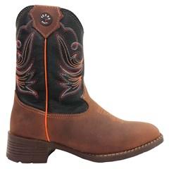 Bota Texas Boots Infantil Jatoba/ Prero T16-LQBO
