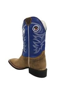 Bota Texas Boots Peroba/Azul 18171037-LQBO